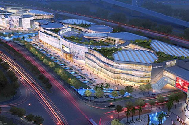 大型商场中央空调与新风系统解决方案