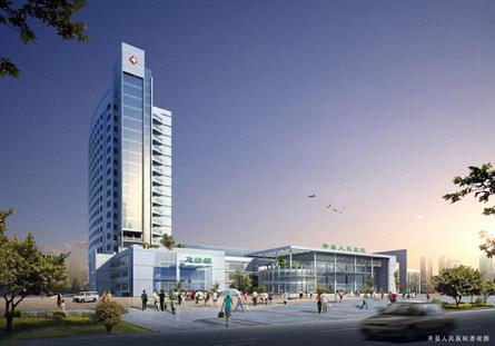 医院中央空调与新风系统解决方案